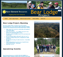 Bear Lodge Project Detail